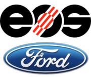 Logo Ford und EOS