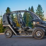 Fun Utility Vehicle von Arcimoto