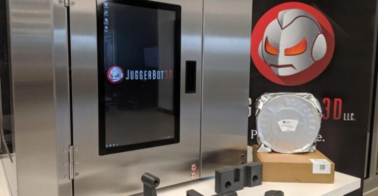 JuggerBot 3D