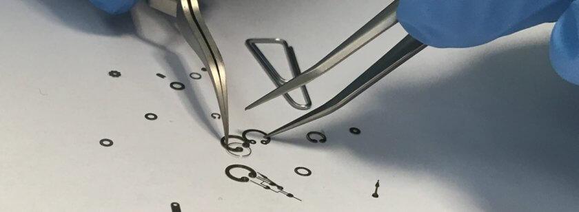 winzige Objekte aus dem MicroMaker3D