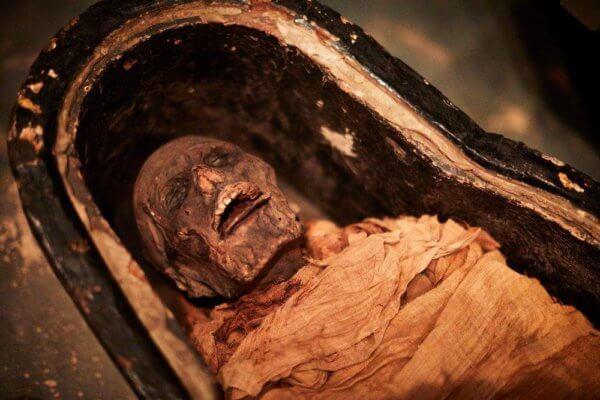 Mumie von Nesyamun