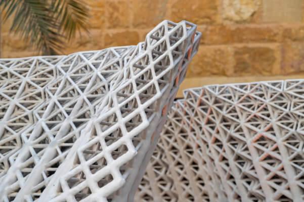 3D-Druck von Sandwaves
