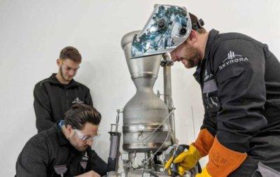 3D-gedruckter Motor