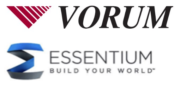 Logo Vorum und Essentium