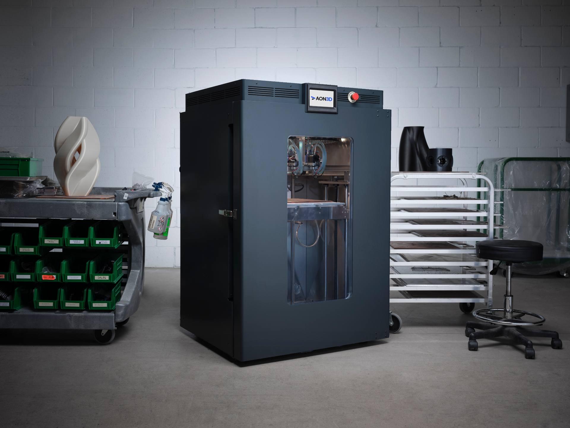 AON-M2 2020 3D-Drucker