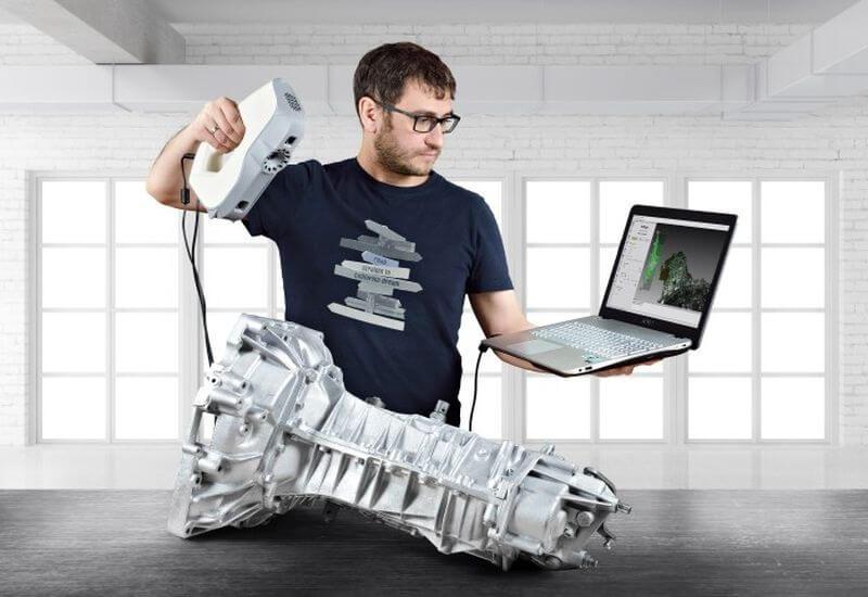 Artec 3D und 3D Systems bringen neue 3D-Produktpakete für Schulen und Ausbildungsstätten auf den Markt