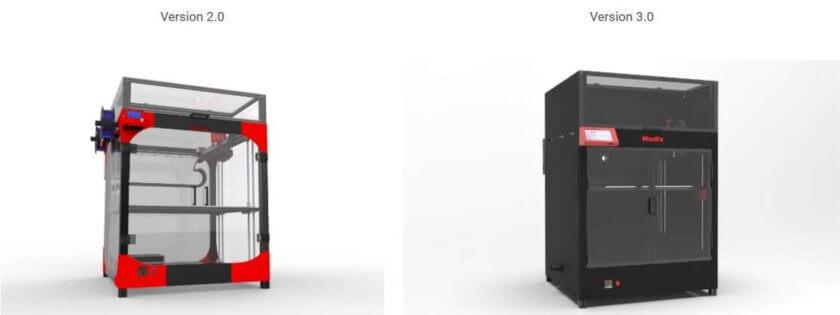 Modix Big60 Version 3