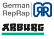 Logo German RepRap Arburg