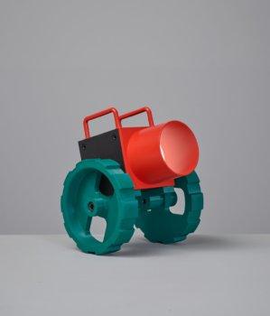 """3D-gedruckter Frekvens-Hack """"Canon"""""""