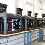 Mehrere 3D-Drucker
