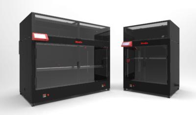 Modix Big-60 und Modix Big-120X 3D-Drucker Version 3
