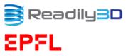 Readily3D und EPFL