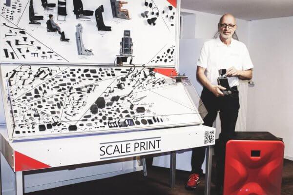 Stefan Radau von Scale Print
