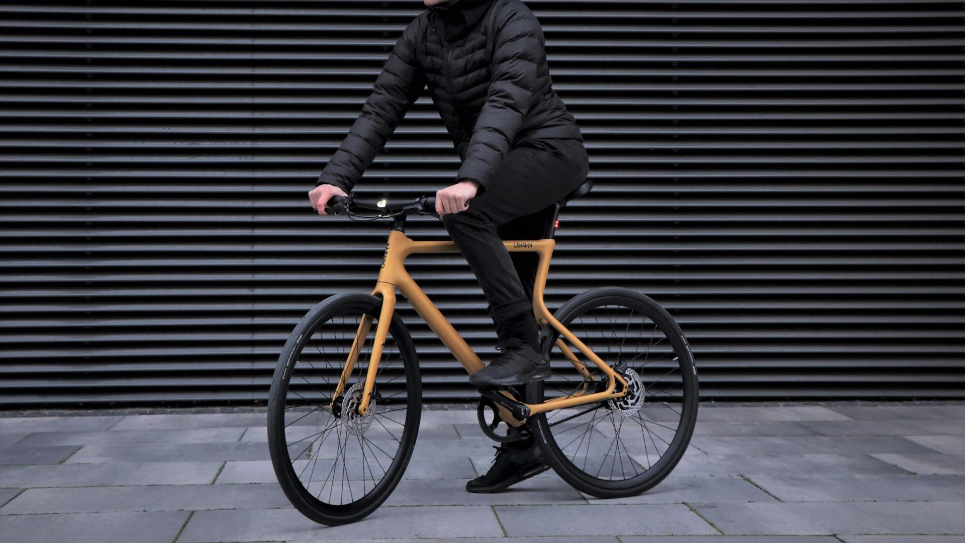 3D-gedrucktes E-Bike Platzhirsch