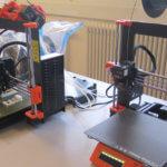 zwei 3D-Drucker Prusa i3