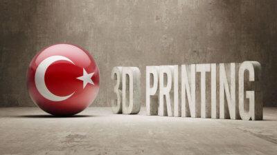 3D-Druck in der Türkei