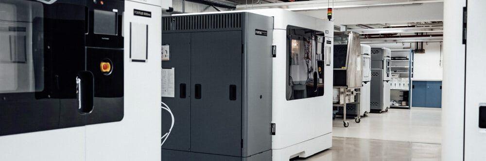 3D-Drucker bei Mercedes Benz