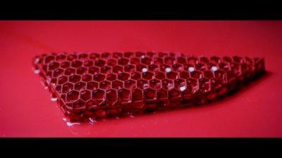 3D-gedruckte Sichtbauteile