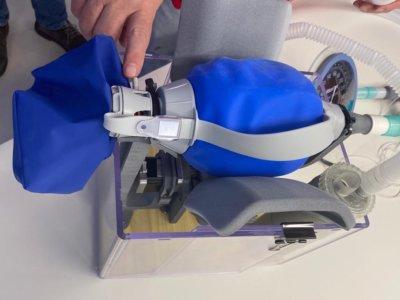 3D-gedrucktes Gerät
