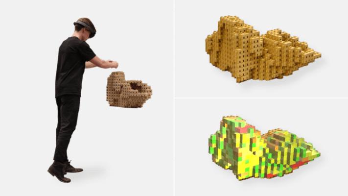 Lösung mit Augmented Reality suchen