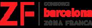 Logo Consorci de la Zona Franca