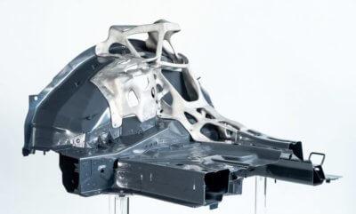 Bauteil mit Aluminiumlegierung