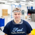 Ford-Schutzschirm aus dem 3D-Drucker
