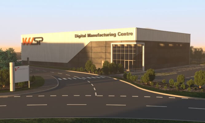 Digital Manufacturing Center