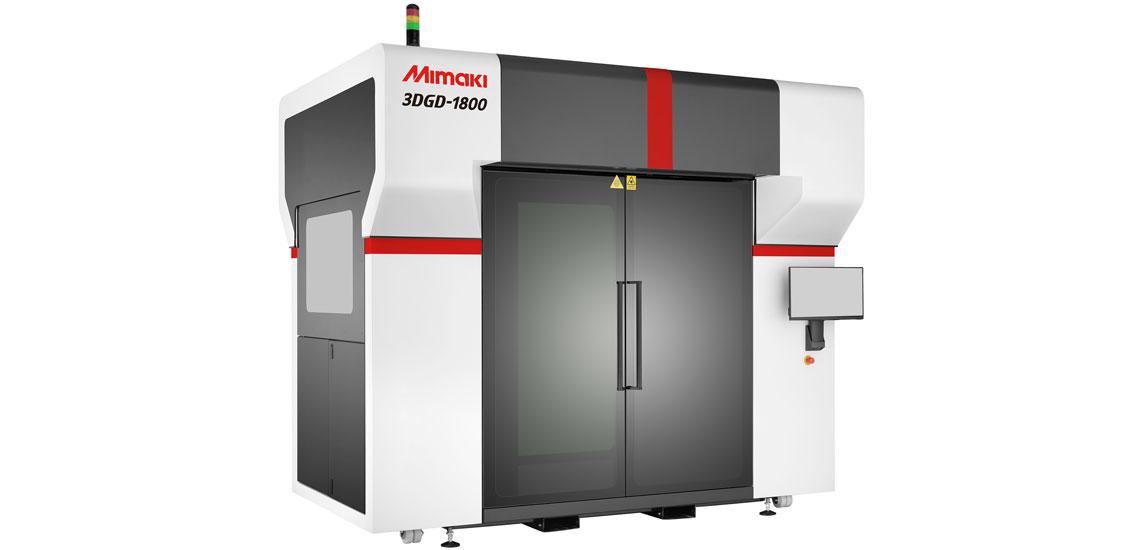 3DGD-1800 Modellfoto