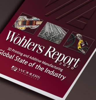 Wohlers Report 2020 Titelblatt
