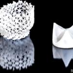 3D-gedruckte Objekte von Spectroplast