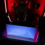 3D-gedruckte Teststäbchen im 3D-Drucker