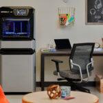Bürotauglicher 3D-Drucker