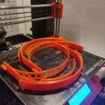 3D-gedruckte Teile