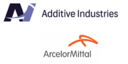 Logo Additive Industries, ArcelorMittal