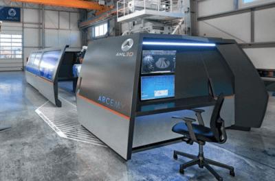 AML3D 3D-Drucker Arcemy