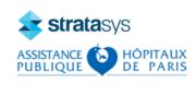 Logo AP-HP und Stratasys
