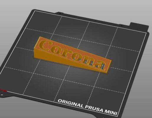 Corona-Türstopper