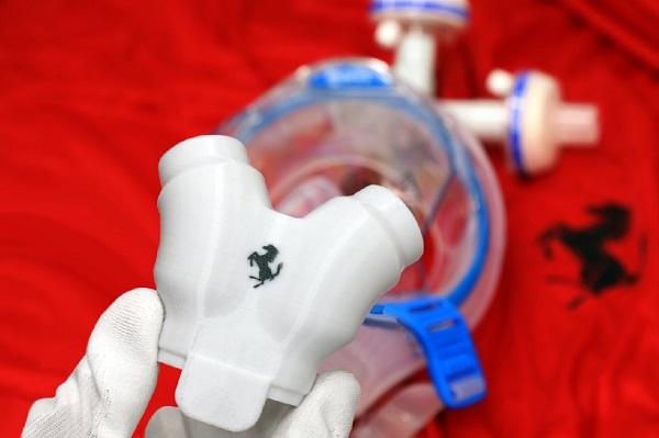 3D-gedruckte thermoplastische Ventile