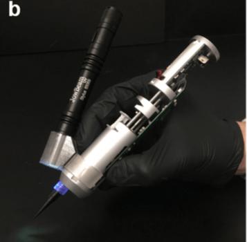Handheld-Bioprinter