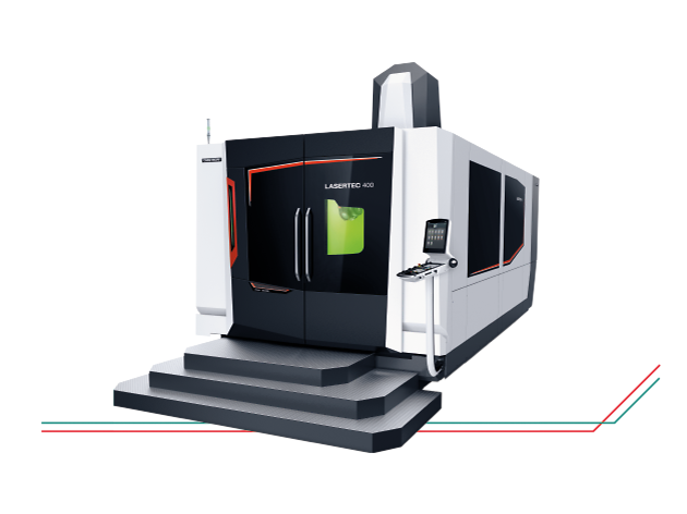 LASERTEC 400 Shape Hybridfertigungsmaschine