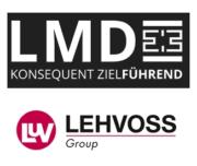 LMD Innovation GmbH und LEHVOSS Group Logos