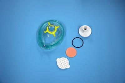 Atemschutzmaske von ExOne und der University of Pittsburgh