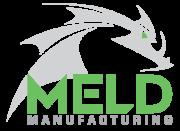 Logo von der MELD Manufacturing Corporation