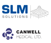 SLM Solutions und Canwell Medical Logos