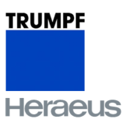 TRUMPF und Heraeus AMLOY Logos