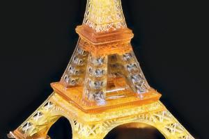 3D-Druck-Beispiel Eiffelturm