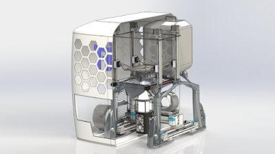 SLED-3D-Drucker