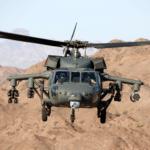 Black Hawk Hubschrauber
