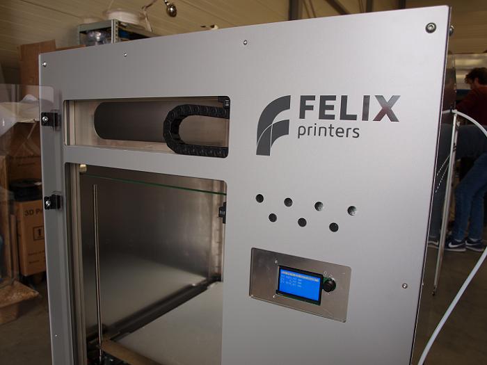 3D-Drucker von FELIXprinters